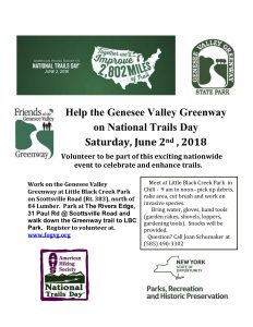 Historic Interpretive Hike – Wegmans Hike #13 -Route 305 to Tibbetts Hill Rd. @ Rt. 305 Greenway Parking Area