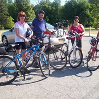 Greenway Bicycle Ride - Scottsville to Avon @ Canauwaugus Park, Scottsville, NY