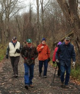 Historic Interpretive Hike – Wegmans Hike #14 - Bull St. to West Cuba Rd. @ Bull St. Parking Area