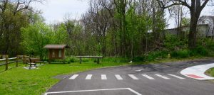 I Love My Park Day on Greenway in Mt. Morris @ Greenway Parking Area