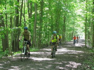 Greenway Bike Ride - Canawaugus Park to Avon @ Canawaugus Park